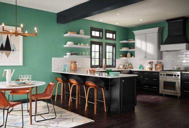 El verde está de moda. ¿Sabes cómo usarlo?