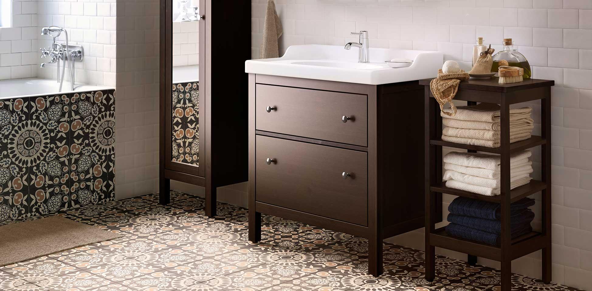 Consejos para elegir los colores de los muebles de tu baño